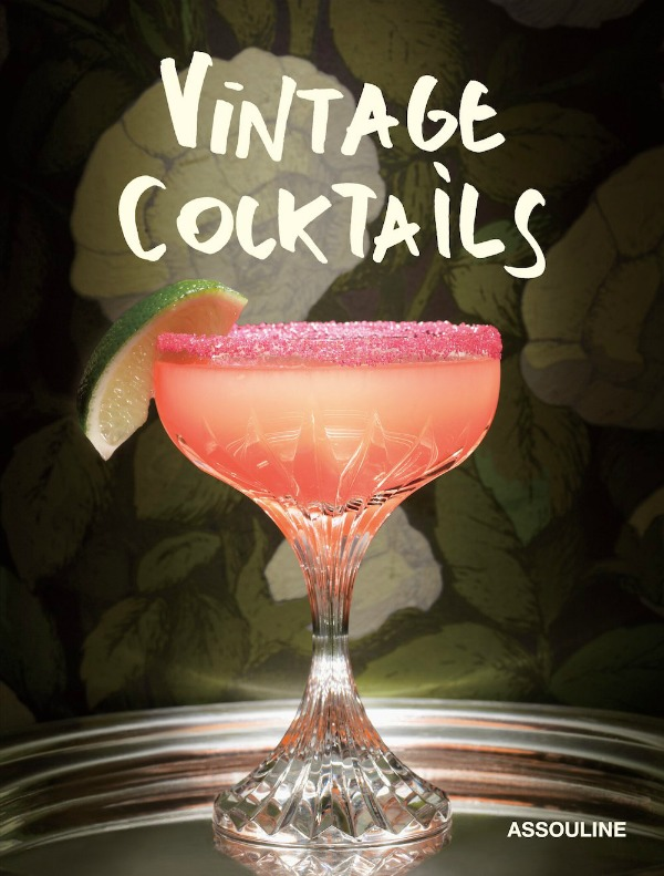 Gift Ideas for People Who Love to Drink - Vintage Cocktails Book