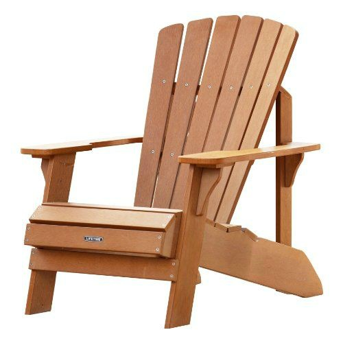 Gift Ideas for The Person Who Has Everything: An adirondack chair to stay comfy in.
