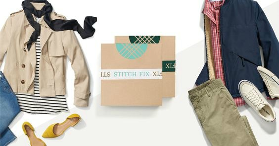 Gift Ideas for The Person Who Has Everything: Subscription Boxes - Stitch Fix