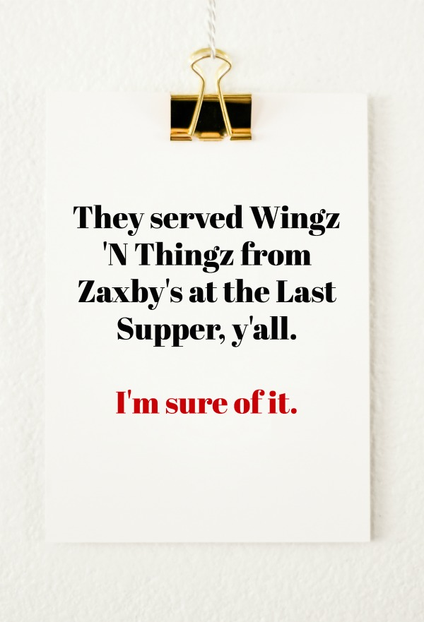 Yard Sale Chronicles: Wingz 'N Thingz
