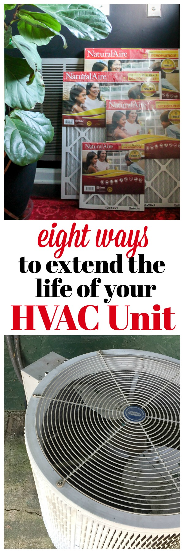 Make your HVAC unit go the extra mile with these eight ways to extend the life of your HVAC unit. Most are simple things you can do to save you money.
