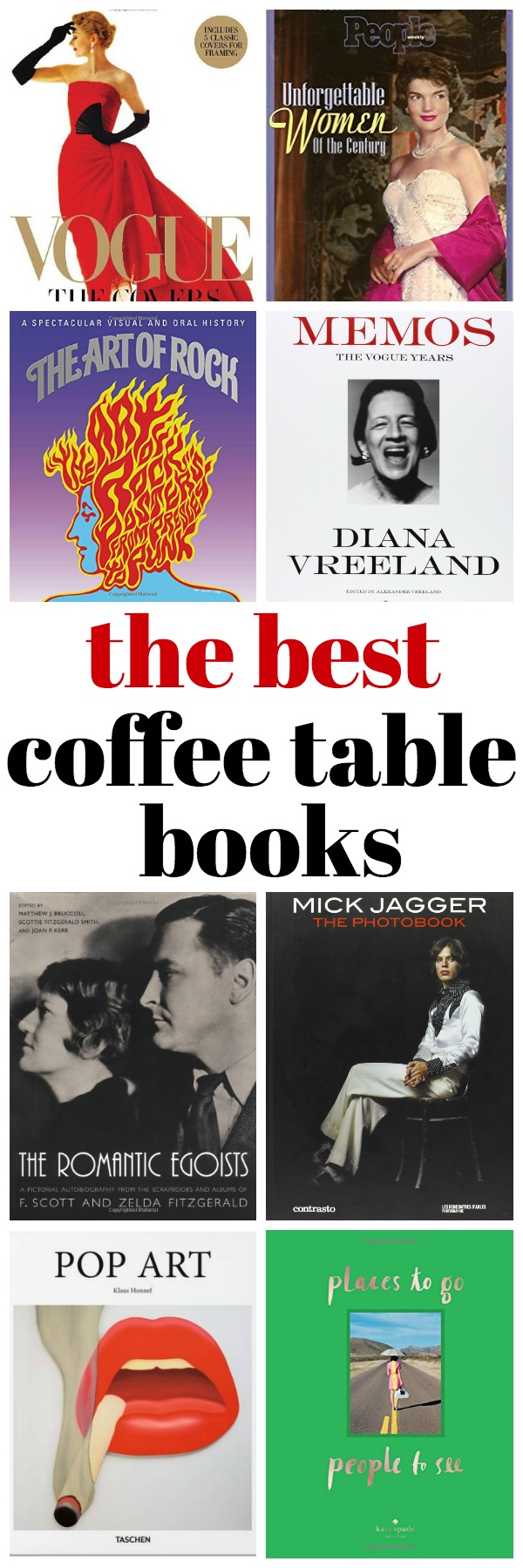 Best Coffee Table Books | Coffee Table Photo Book | Great Coffee Table Books | Coffee Table Books Decor | Coffee Table Decor