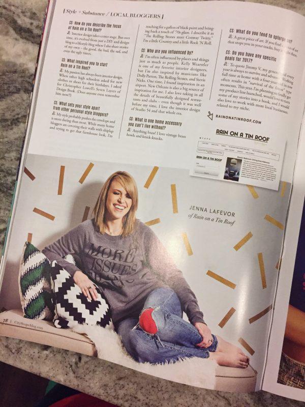 CityScope Magazine Feature