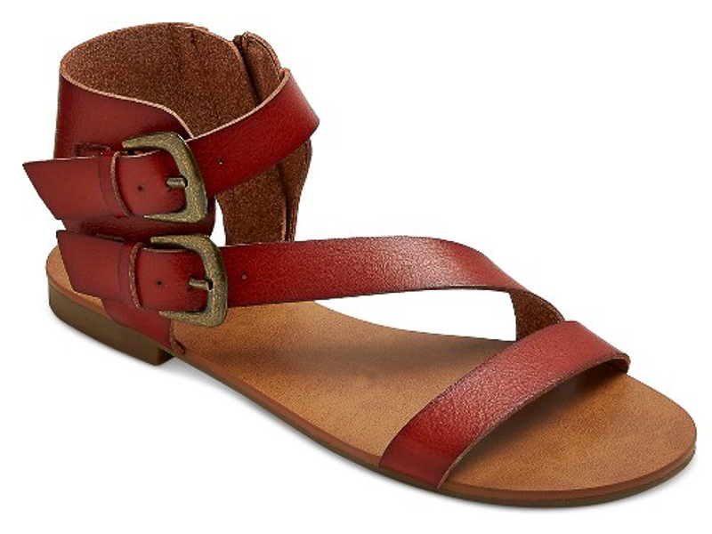 The perfect brown sandals for summer - and less than $25!