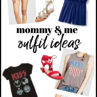 Non-Cheesy Mommy and Me Outfits