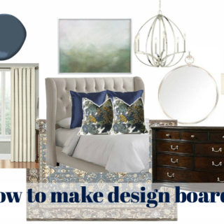 How to Make Mood Boards