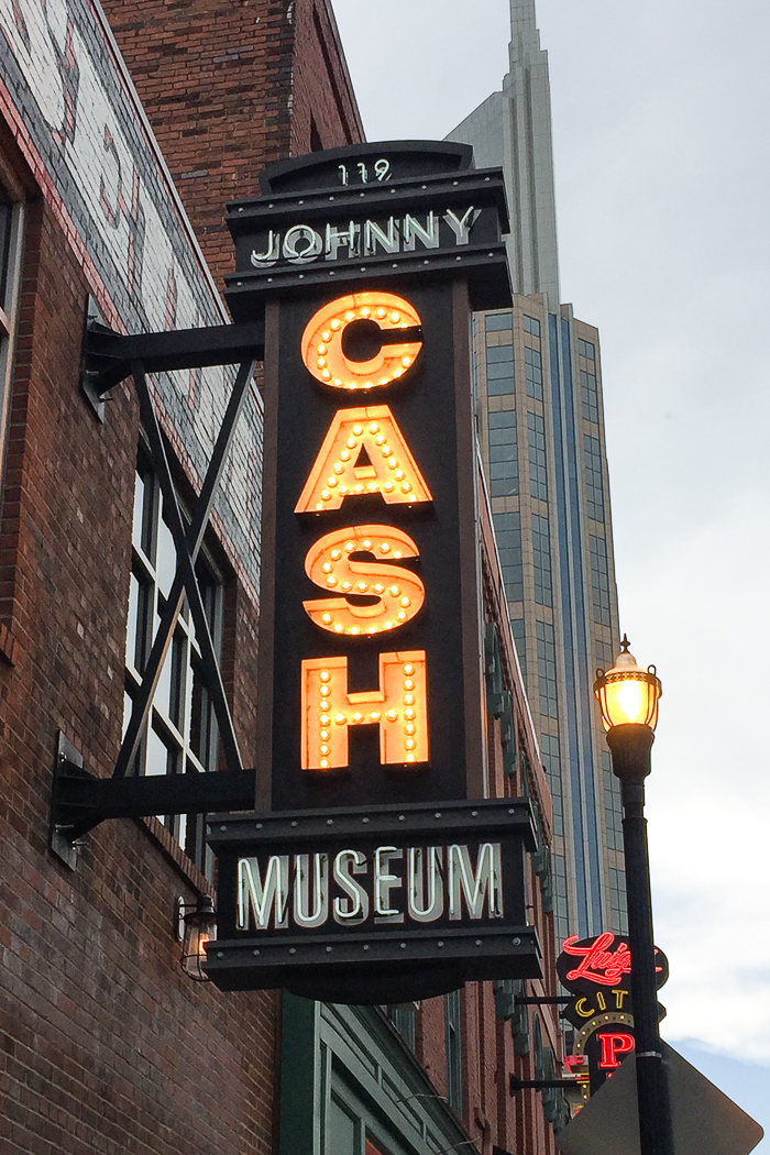 A Weekend in Nashville: Things to Do, Places to Go and Things to See in Nashville, Tennessee | Johnny Cash Museum