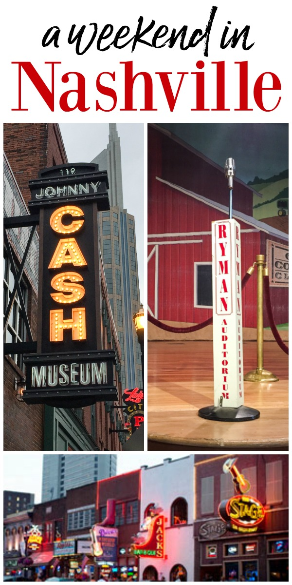 A Weekend in Nashville: Things to Do, Places to Go and Things to See in Nashville, Tennessee