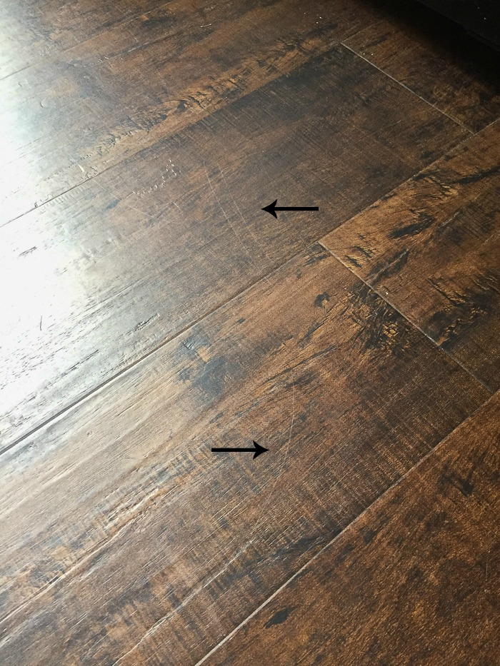 Nucore flooring review 1 year later for Floorte flooring
