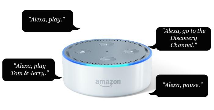 DISH Hopper + Amazon Alexa Integration