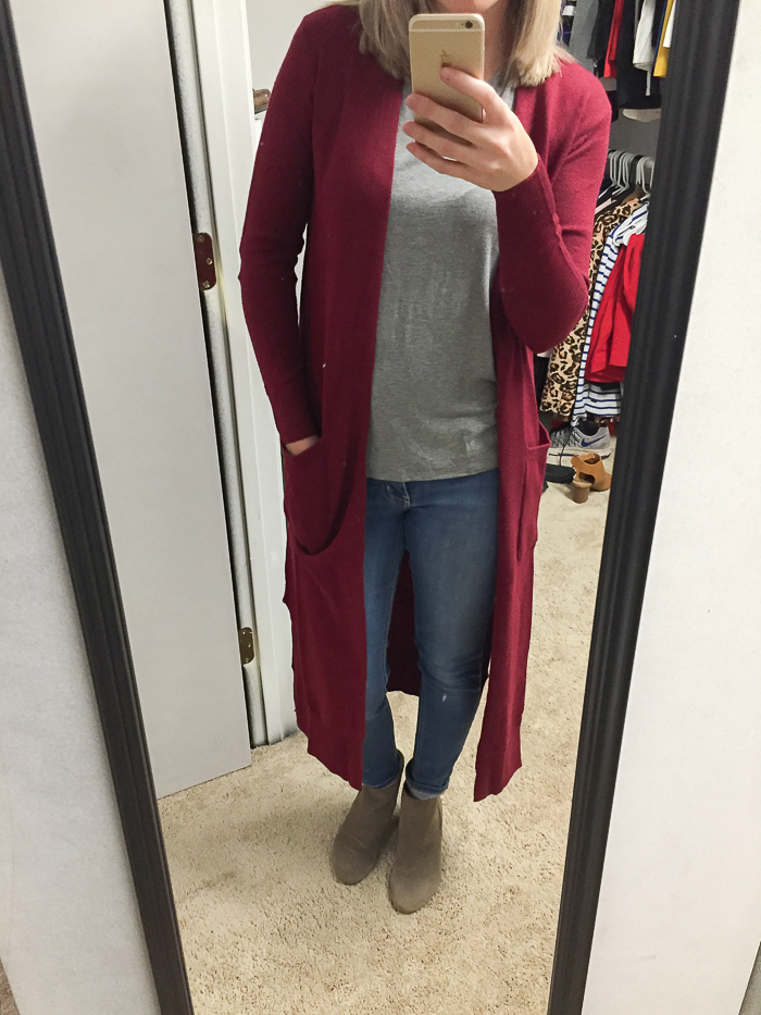 Best Affordable Fall Fashion Finds - all under $50, includes tops, jeans, sweaters, shoes and more!