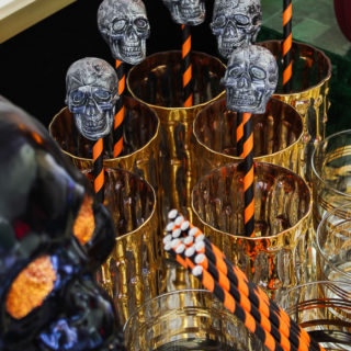 DIY Skull Drink Stirrers in Five Minutes