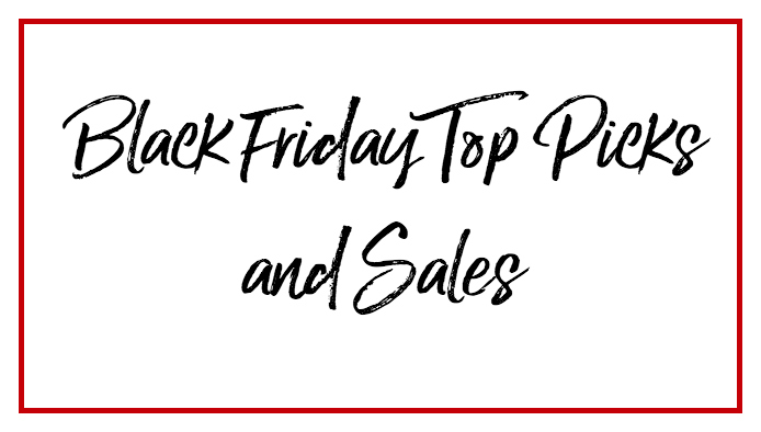 Black Friday Top Picks And Sales