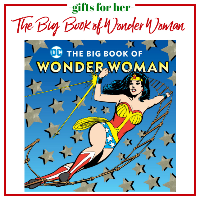 Gifts for Her - The Big Book of Wonder Woman