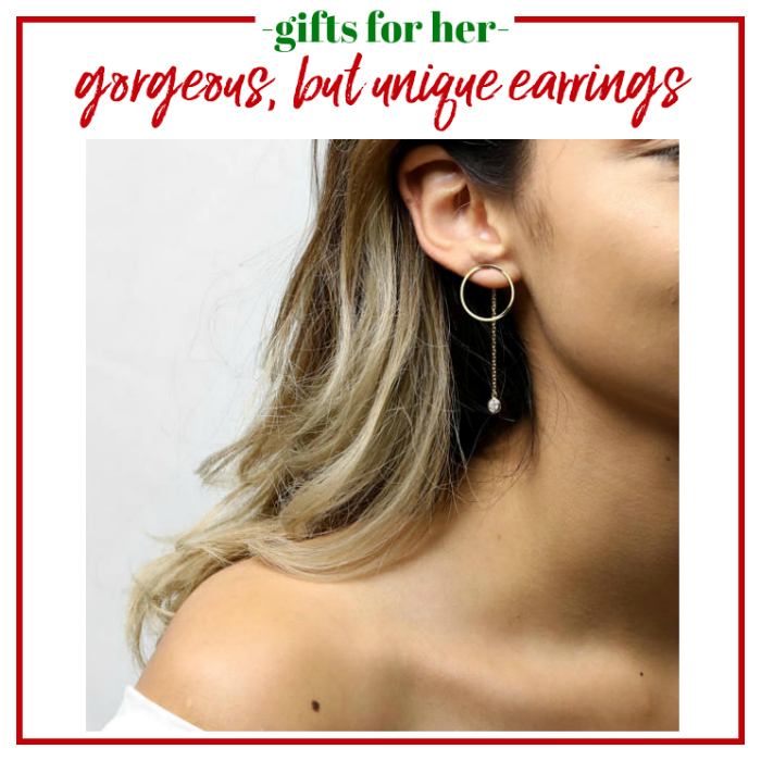 Gifts for Her - gorgeous, unique earrings.