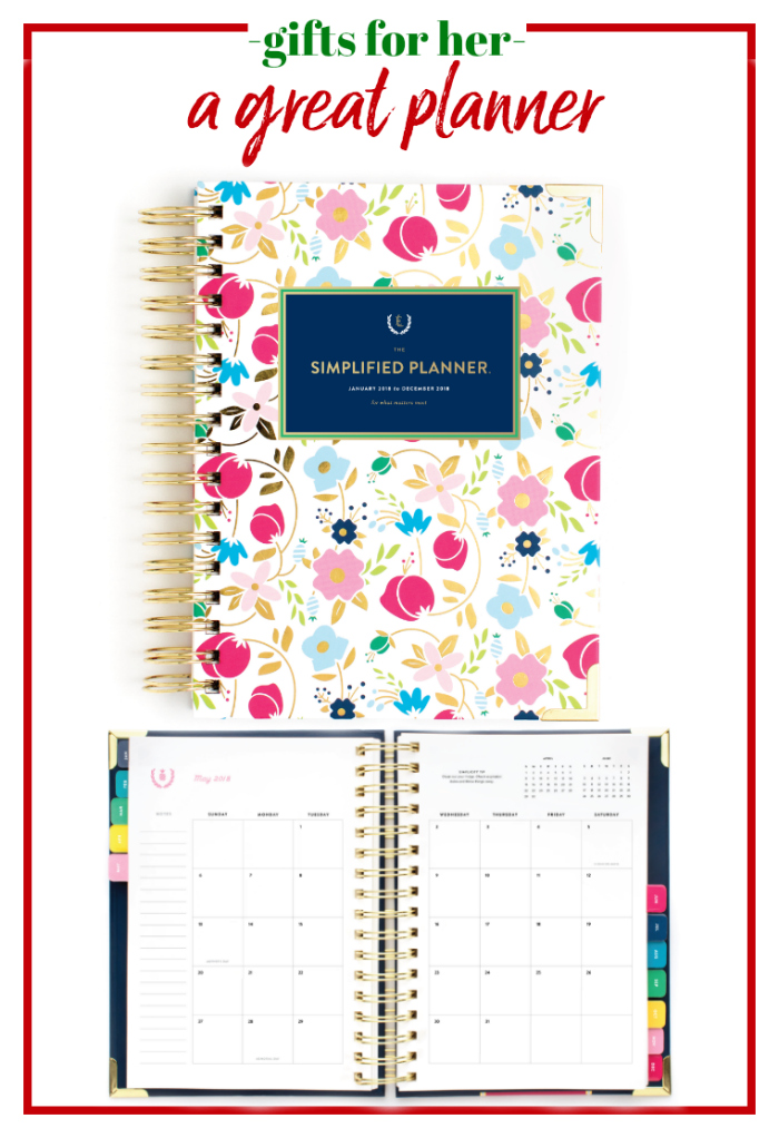 Gifts for Her - Emily Ley Planner