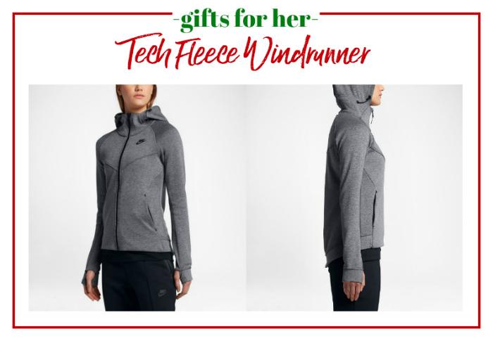 Gifts for Her - Nike Tech Fleece Windrunner Jacket