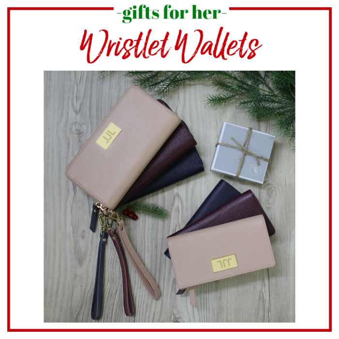 Gifts for Her - Wristlet Wallets