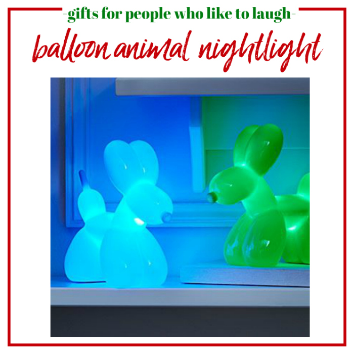 Gifts for People Who Like to Laugh - Balloon Animal Highlights