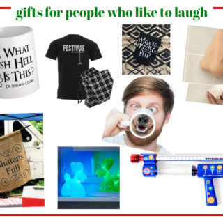 Gift Ideas for People Who Like to Laugh