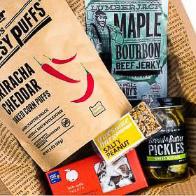 gifts for snack lovers