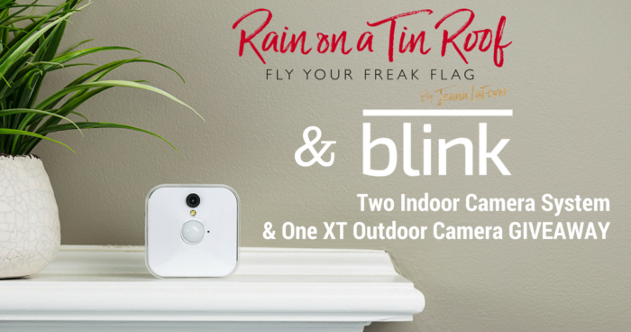 Blink Home Security Giveaway