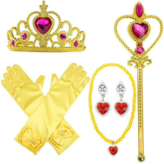What the Circus is Getting for Christmas - Belle Set