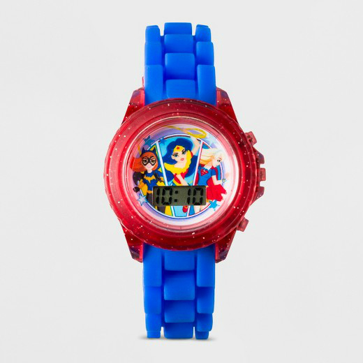 What the Circus is Getting for Christmas - Superhero Girls Watch