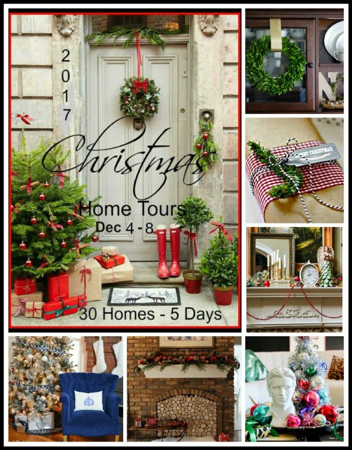 Christmas Home Tour Blog Hop