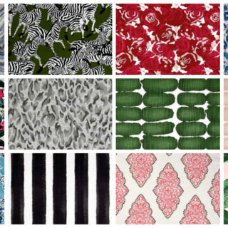 Over 50 Home Decor Fabrics under $15 a yard