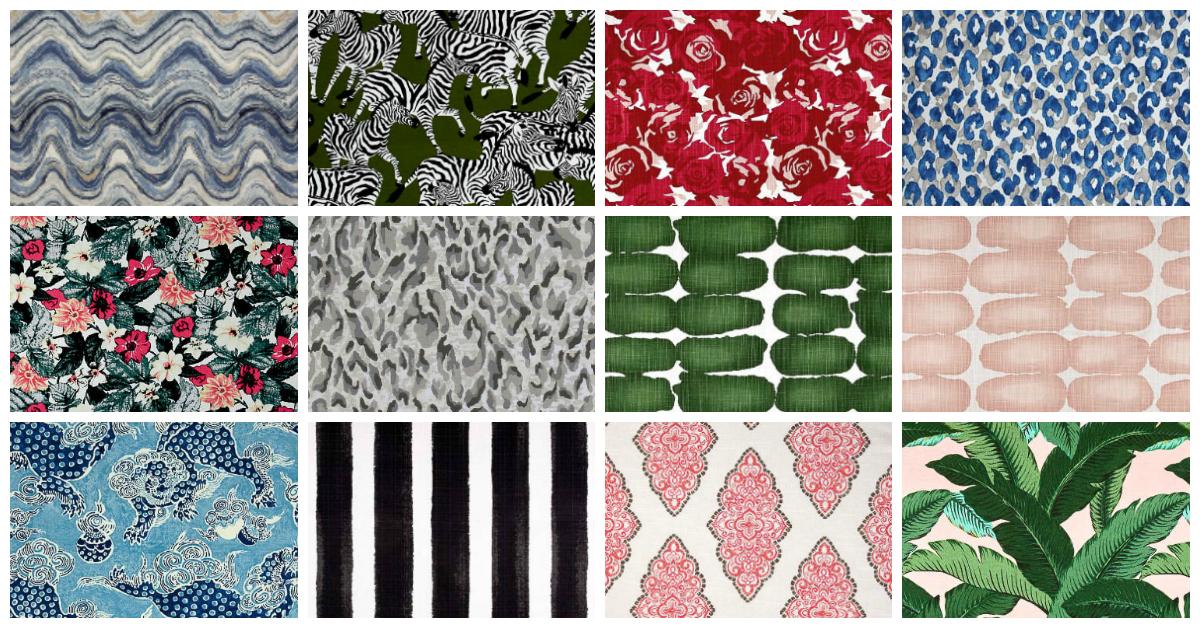 fabric decor cheap yard upholstery fabrics discount affordable rainonatinroof