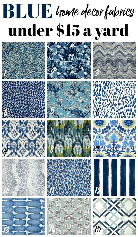 decor fabric yard cheap fabrics upholstery decorator discount affordable decorators under