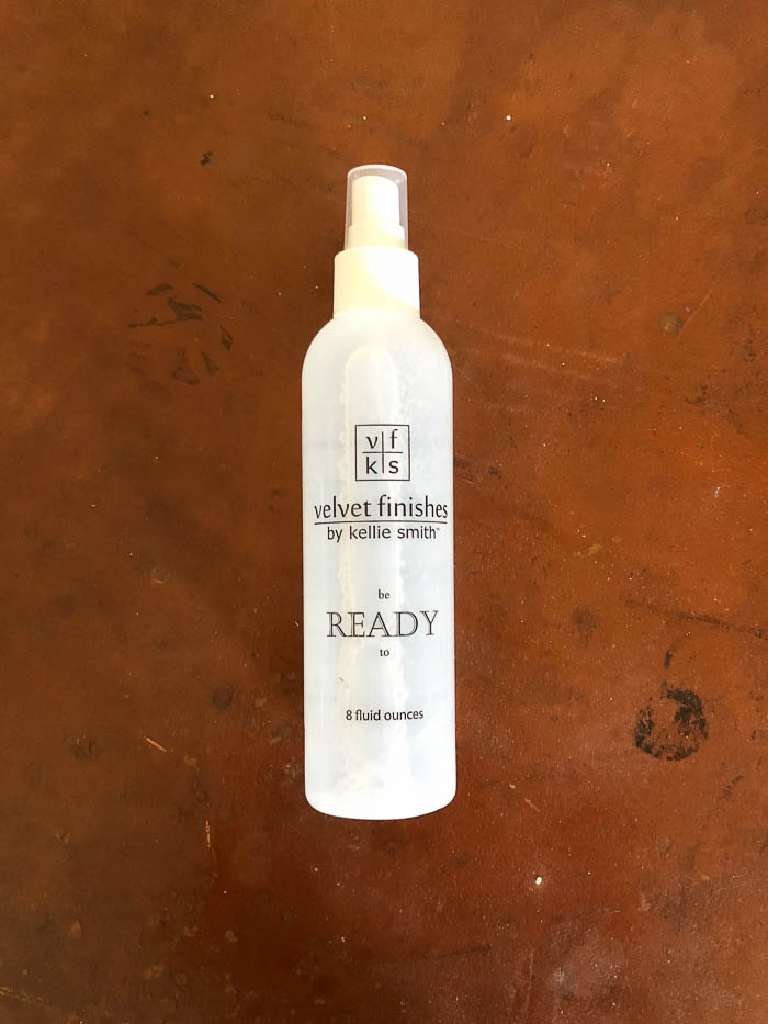 Ready: A spray primer that both cleans and deglosses.