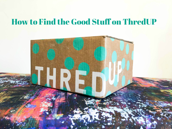 thredUP reviews - Tips and Tricks for Finding the Good Stuff on thredUP