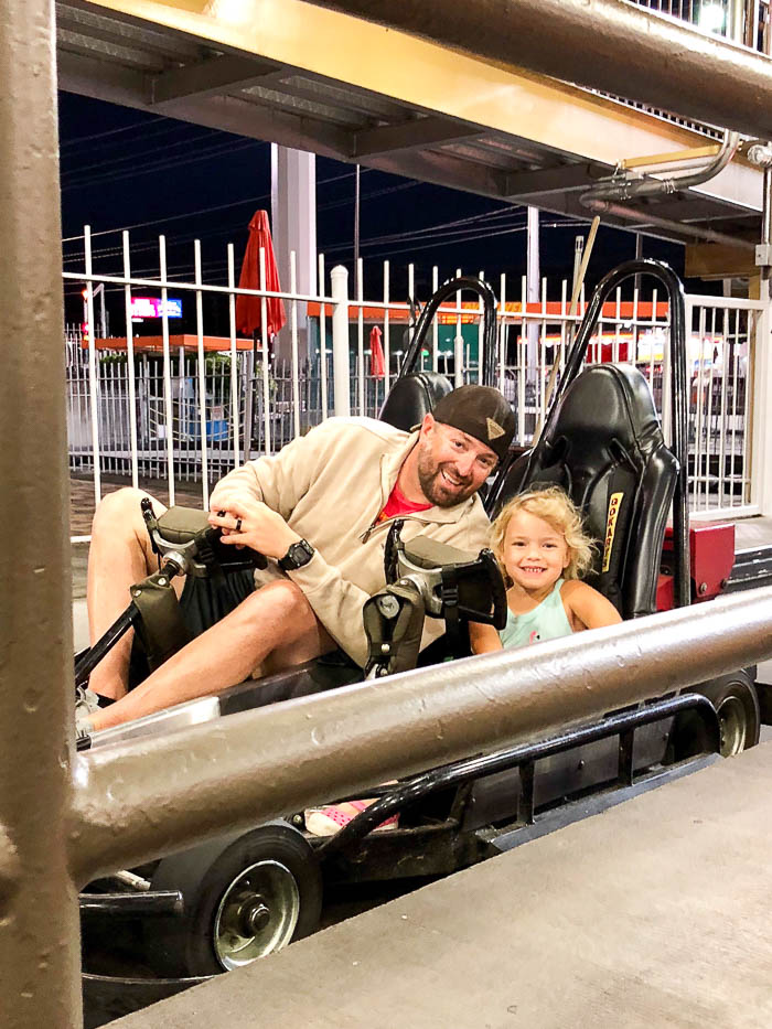 Pigeon Forge Attractions - The Track Family Fun Park