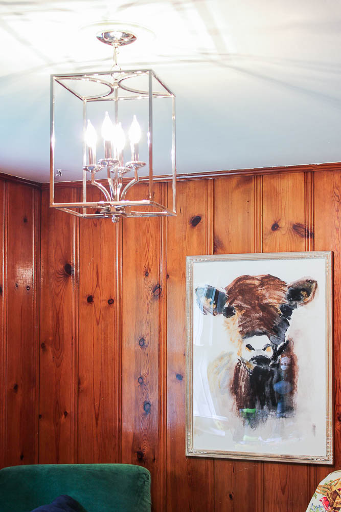 Wood Paneled Room Design: Knotty Pine Walls Decorating Ideas: What Works With Knotty
