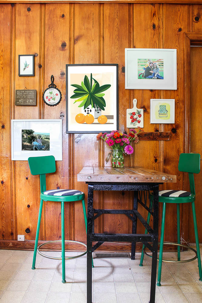 Decorating Ideas For Knotty Pine Paneling