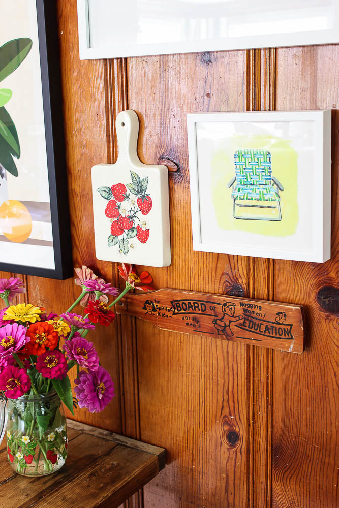 Knotty Pine Wall Decorating Ideas In The Kitchen Rain On A Tin Roof