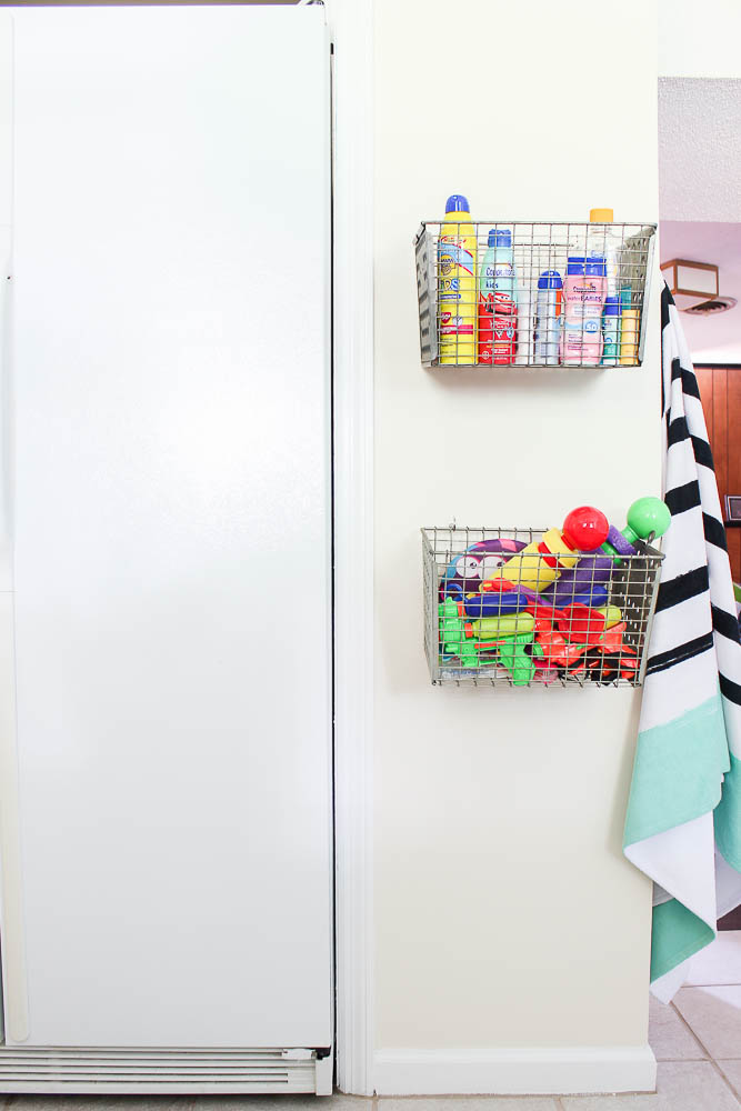 Mudroom - Laundry Room Makeover Ideas