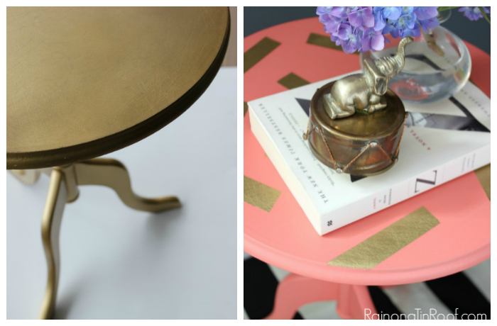 DIY End Table Ideas