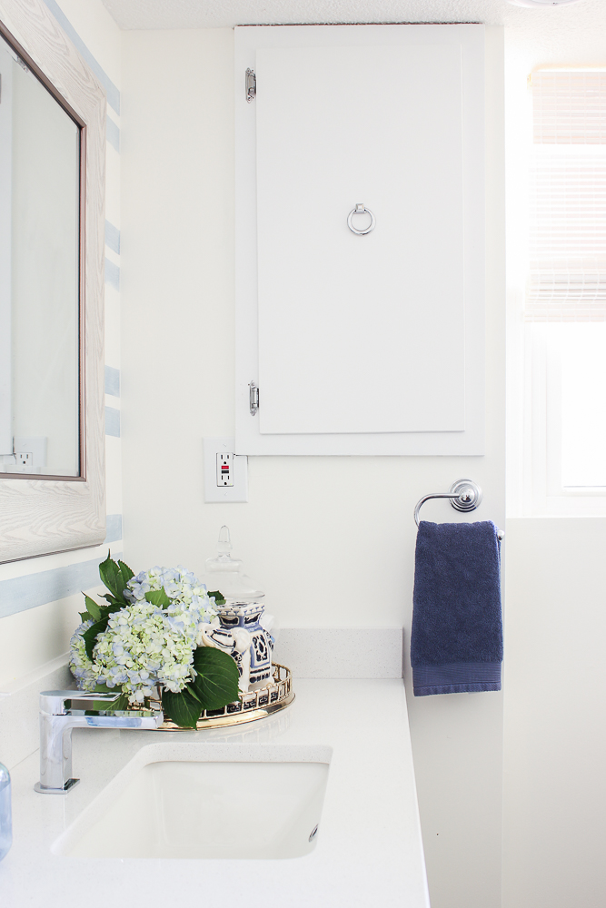 Blue and White Bathroom Decor Ideas