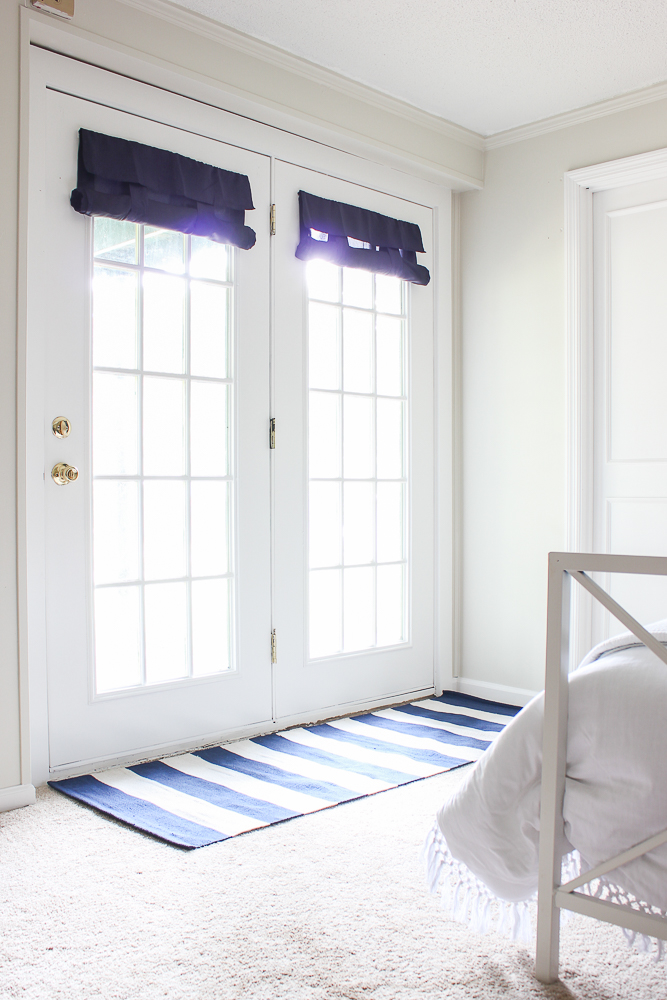 Guest Bedroom Makeover with Serta iComfort Hybrid Mattress