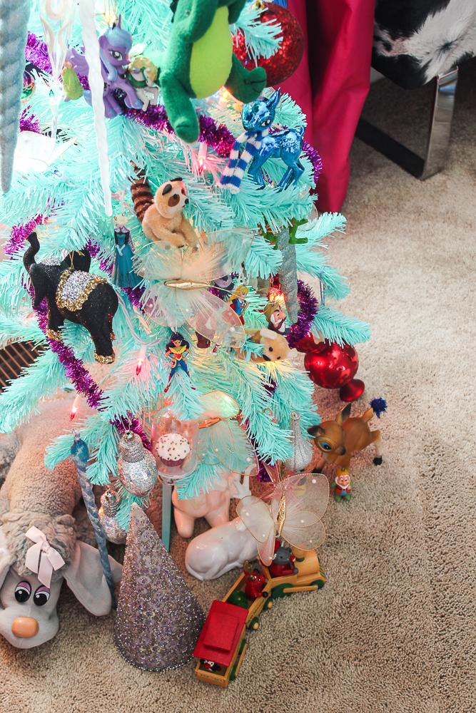 Ninja Turtle Christmas Tree.The Circus Christmas Tree 2018