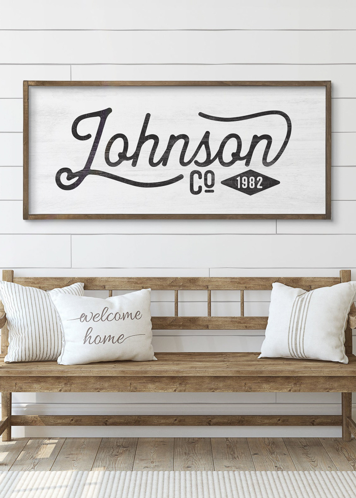Personalized Family Gifts
