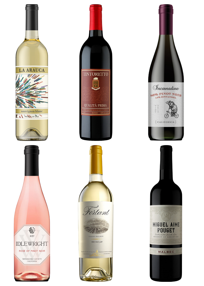 Travel Gifts - Wines from Around the World