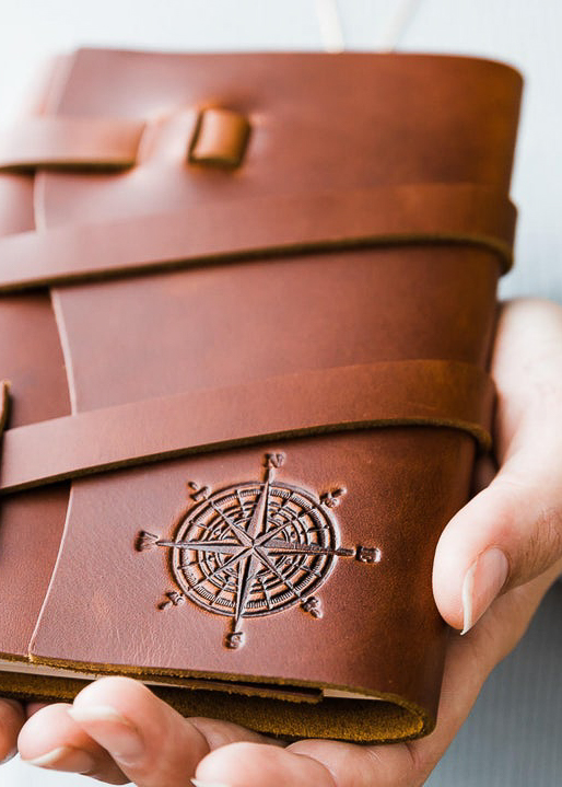 Travel Journal gift for People Who Travel Often