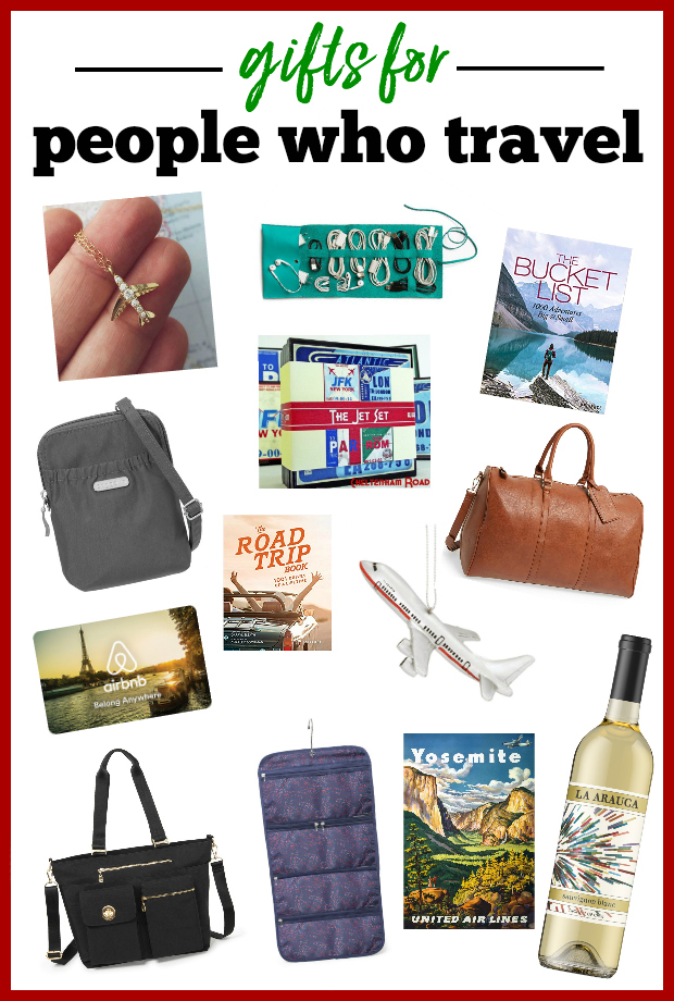Travel Gifts - Best Gifts for Travelers