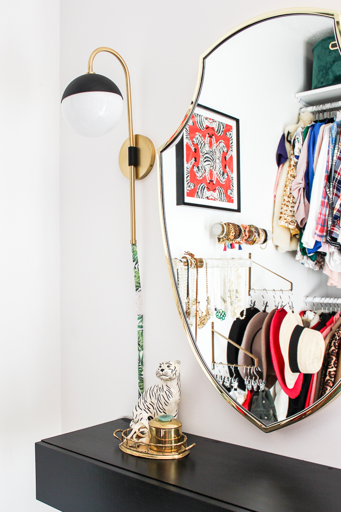 Walk in Closet Makeover Ideas