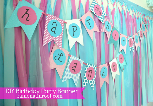 Simple Diy Party Decorations On A Budget