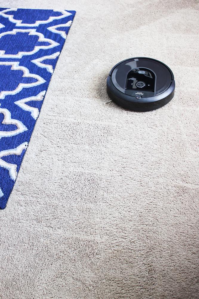 iRobot Roomba i7+ Wifi Connected